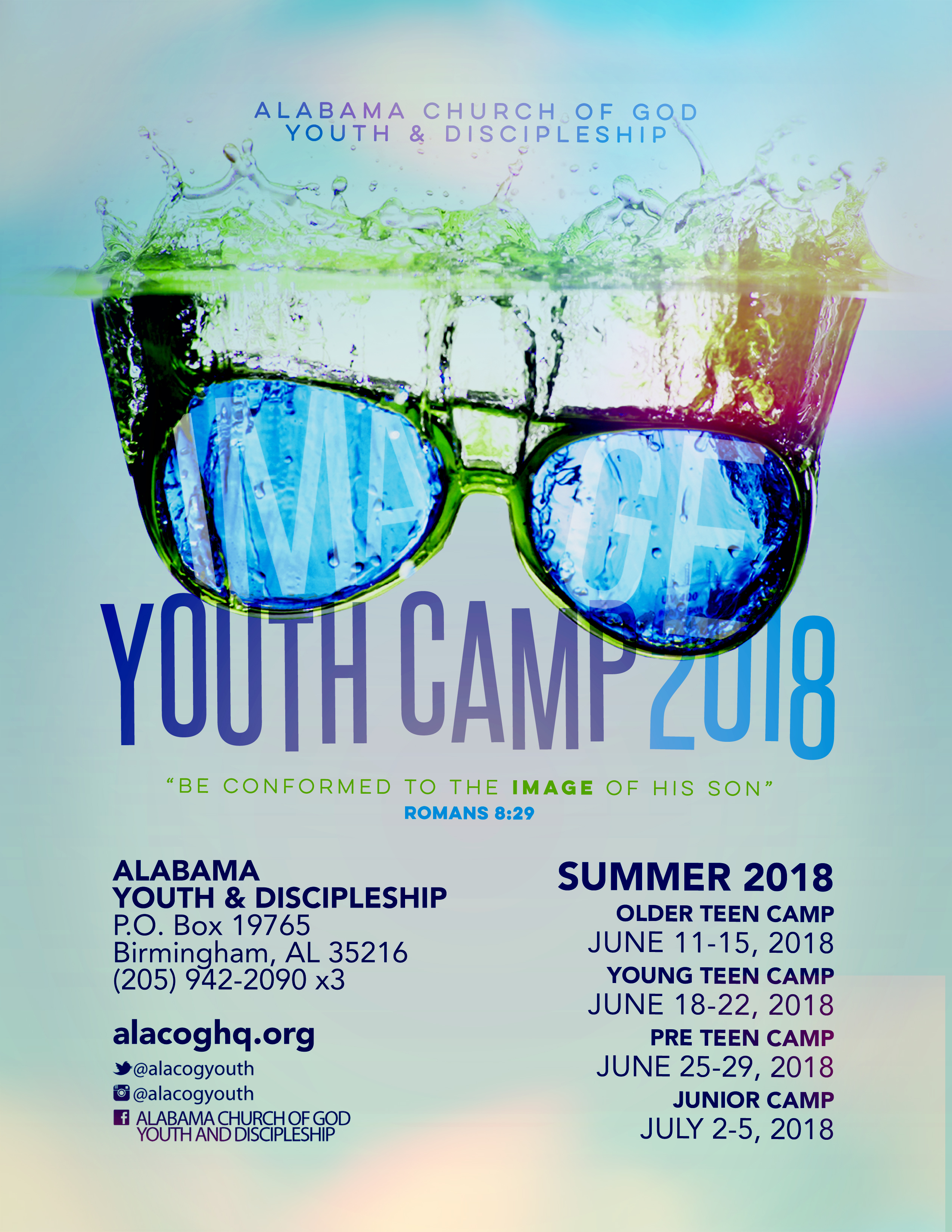 Youth and Discipleship – Alabama Church of God